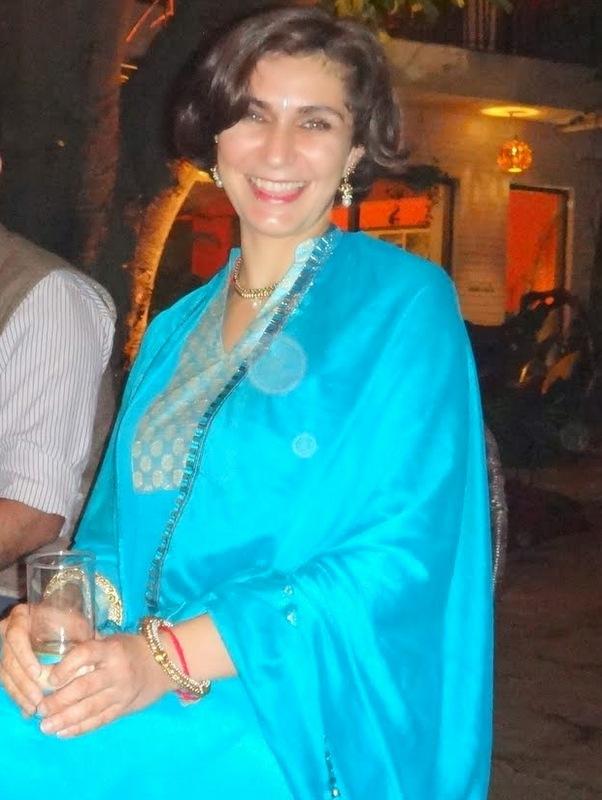 Mira Kelley India Tour